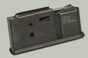 Voere spare magazine 3 rounds For VO7090