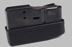 Voere spare magazine 5 rounds For VO7090