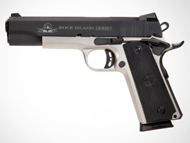 Rock Island Armory 1911 Tactical 2-tone 45 ACP